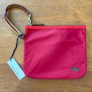 NWT Dooney & Bourke nylon accessory pouch